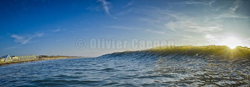 Surf session au Touquet 08/03/2014