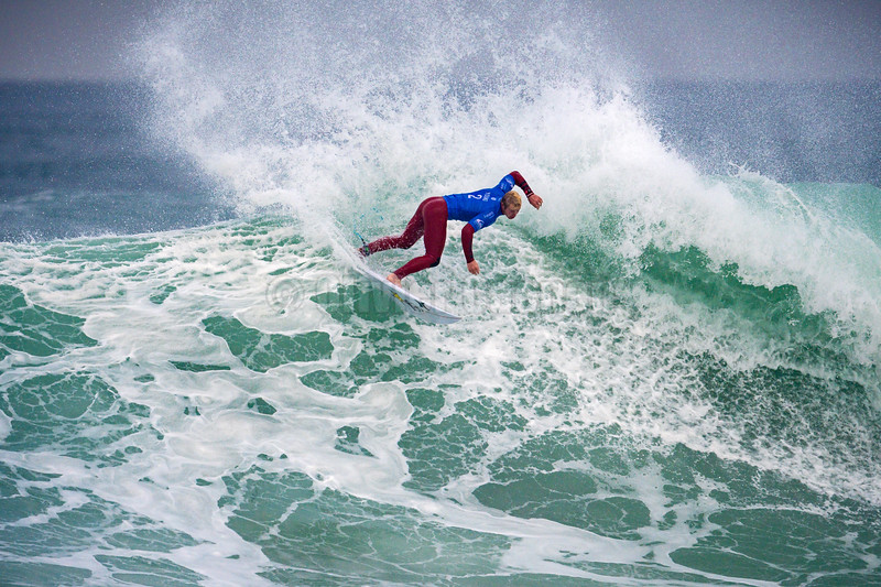Nat Young Quikpro France 2016