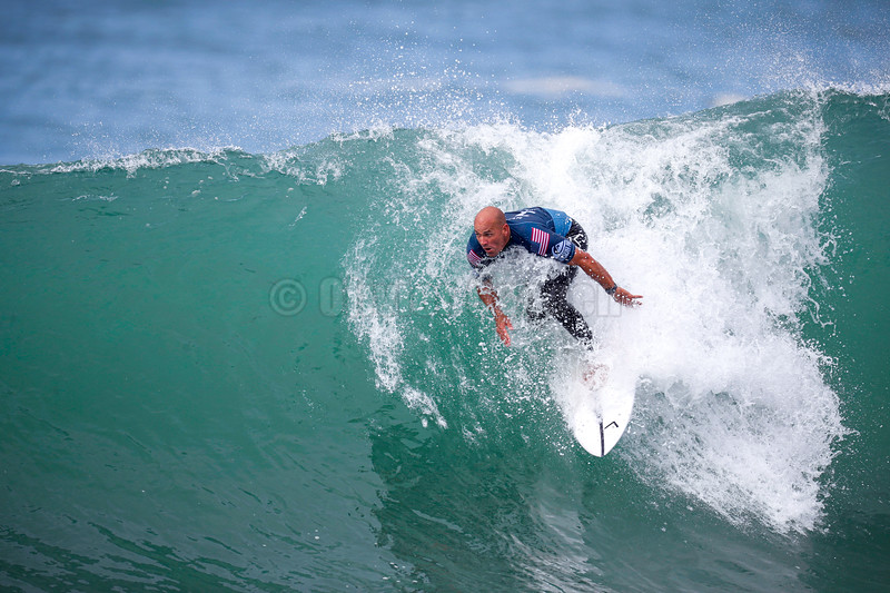 Kelly Slater Quikpro 2019 Round 3 © Olivier Caenen, tous droits reserves