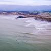 Surf à la Pointe aux Oies © 2019 Olivier Caenen, tous droits reserves