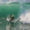 Tom Curren skimboarding Hossegor