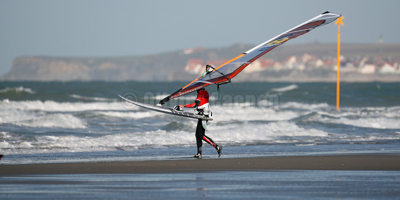 Windsurf AFF Wimereux 2007