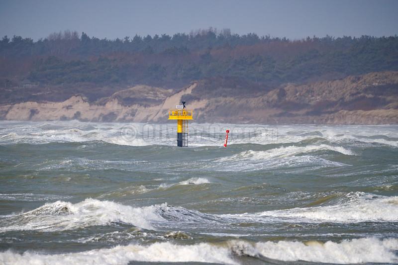 Windsuf session en Baie de Canche © 2019 Olivier Caenen, tous droits reserves
