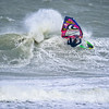 Windsurf : Cartouche ˆ Wissant /ULLA Louis Depoers