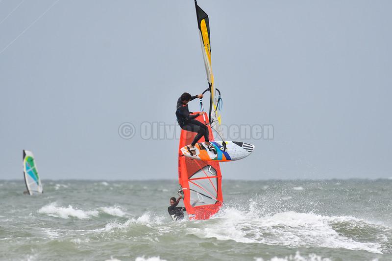Pierre-Antoine Dambricourt,Windsurf  Session Wissant 11-07-2016 ©  Olivier Caenen, tous droits reserves