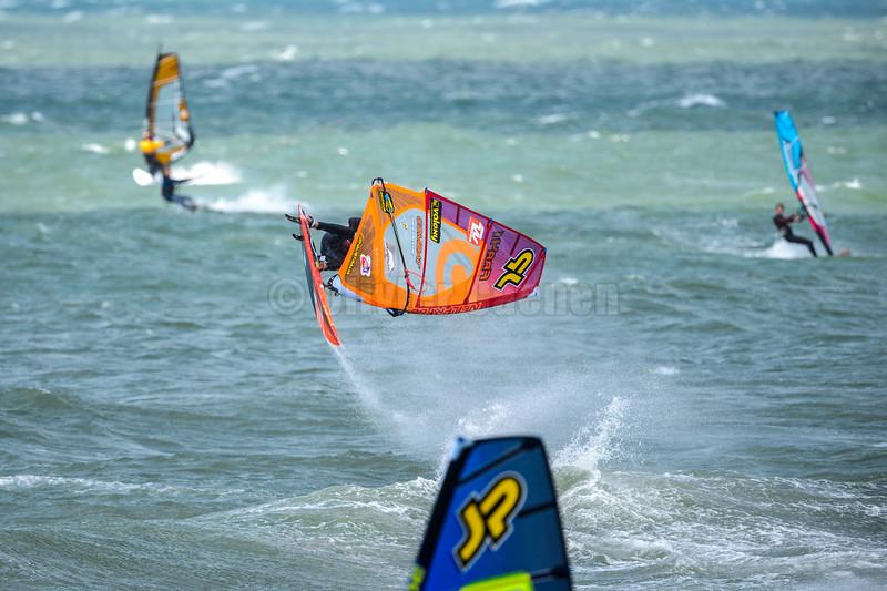 Jules Denel , Windsurf  Session Wissant 11-07-2016 ©  Olivier Caenen, tous droits reserves