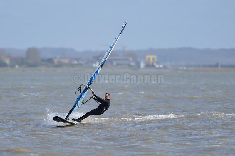 Wind-Kite en Canche 10-04-2015 © 2015 Olivier Caenen, tous droits reserves