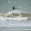 Julien Cordier Session  Windsurf matinale à Wissant 22/12/2013
