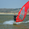 Windsurf Session en Baie de Canche