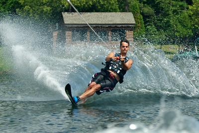 Paul at Cedar Grove 2008 - 2