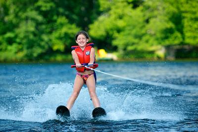 Cedar Grove - waterskiing 2009 - 37
