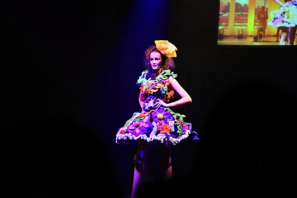Wearable art fashion show 2013
