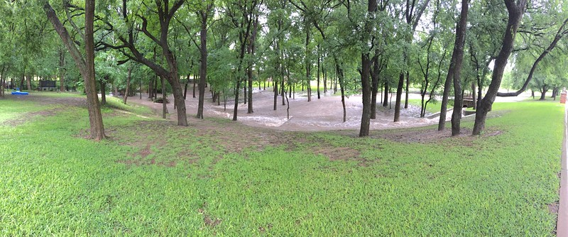 More flooded Dove Creek