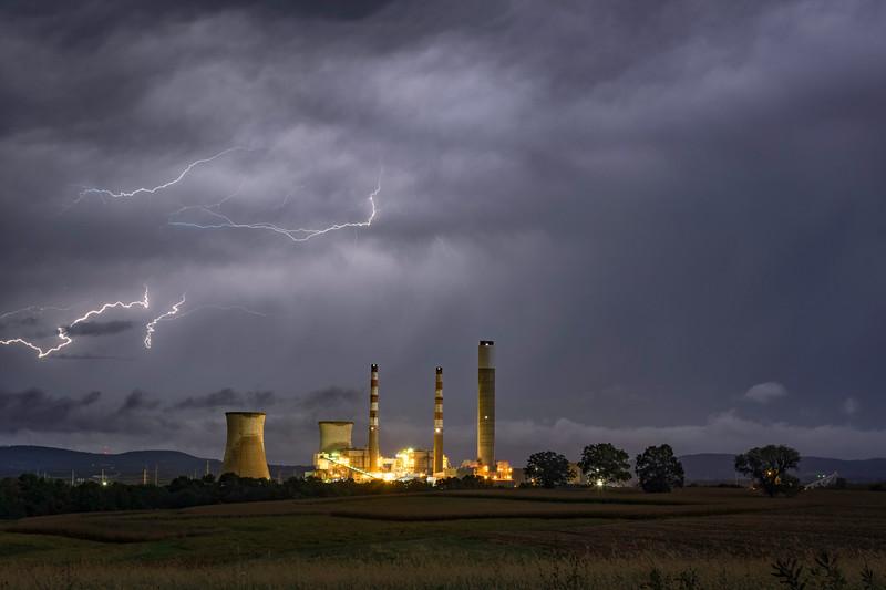 Montour County Lightning
