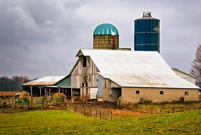 One Horse Barn
