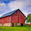 Rustic Red Barn<br /> Shelby County, Indiana