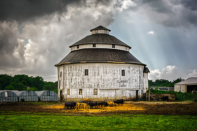 Thomas Rank Round Barn