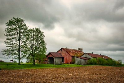 Spring Farm and Barn