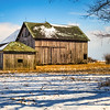 Weathered Old Barns : Old weathered barns and farm building photo's from around the midwest.  Prints available on lustre, metal, and canvas. 