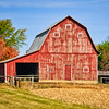 Red Barn<br /> Jackson County, Indiana