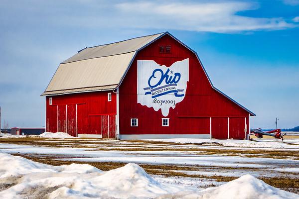 Ohio Bicentennial Barn
