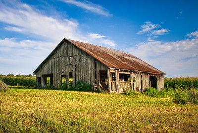 Tattered Barn