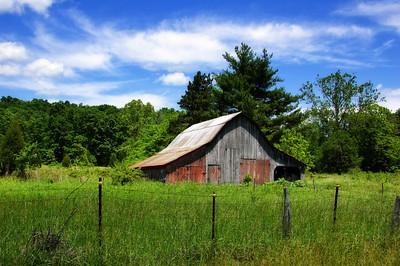 Left Alone Barn