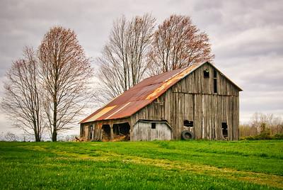 Changing Seasons Barn