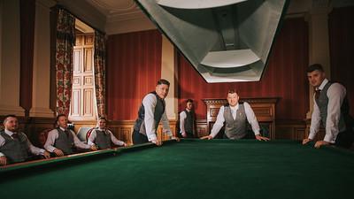 Heythrop Park Resort Enstone Wedding Photography