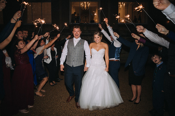 Heythrop Park Resort Enstone Wedding Photography