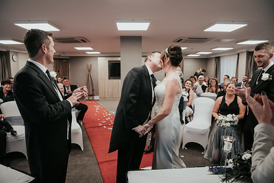 Hinckley Island Hotel Wedding Photography