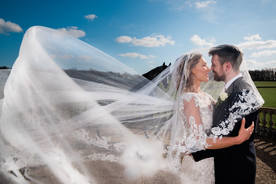 Award-winning wedding photography Leicester