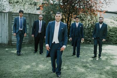 Wedding Photography - Sketchley Grange