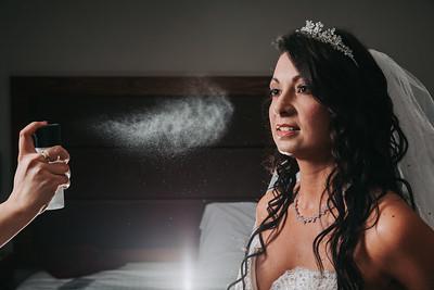 Bridal make up @sketchleygrangehotel