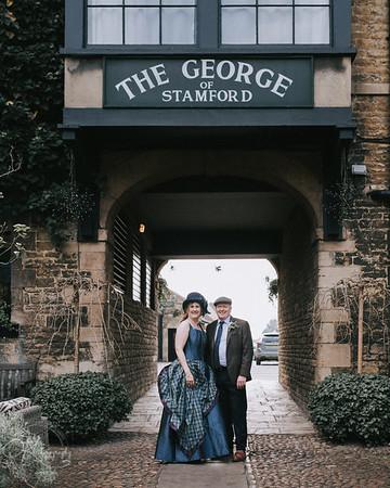 Wedding Photography George Hotel Stamford