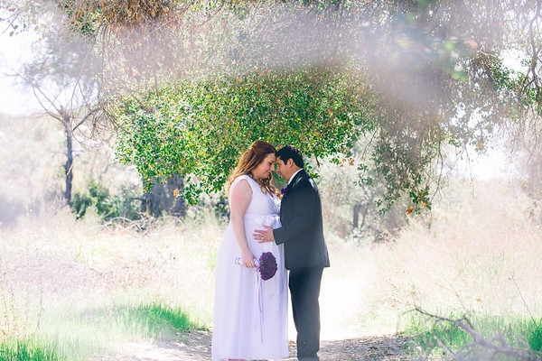 We stopped at the Santa Rosa Plateau Ecological Reserve to take some formal bride and groom portraits before heading to the reception in Sun City. https://www.rivcoparks.org/santa-rosa-plateau-ecological-reserve/
