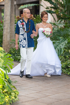 Hale Koa Wedding