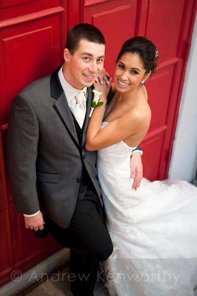 Chantal & Josh's Wedding 7130