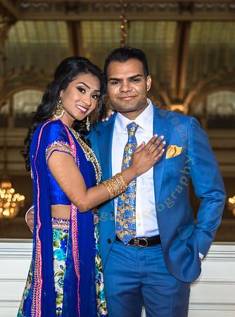 2018 Bobby and Indu Reddy's Post Wedding Reception