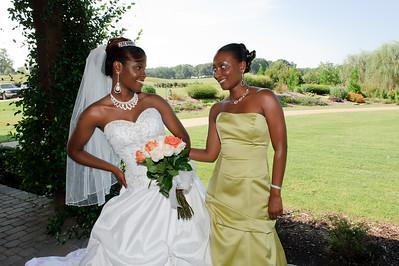 Andrea & Ivan Wedding - Pre-ceremony