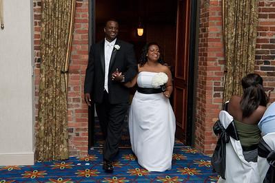 Andrea & Nick Wedding - Reception