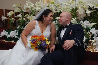 Anjelica & Andre - Wedding Formals
