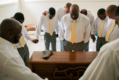 Black Men Pray