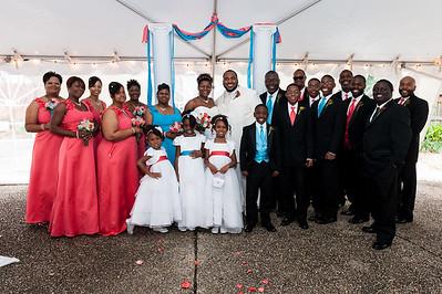 Cyntina & Bilal - Post-ceremony Formals