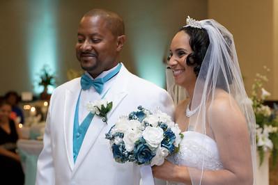 Delonda & Terry Wedding - Ceremony