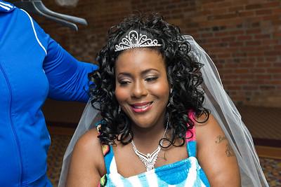 Erica & Isaac - Wedding Pre-ceremony