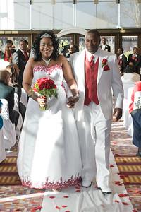 Erica & Isaac - Wedding Ceremony