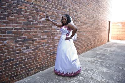 Erica & Isaac - Wedding Formals