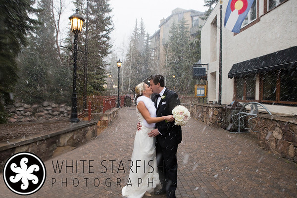 Four Seasons Vail Wedding - Rick and Mel