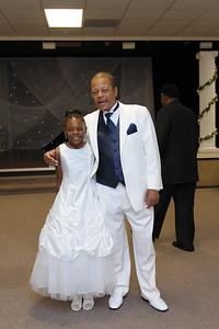 Janice & Lewis - Pre-ceremony